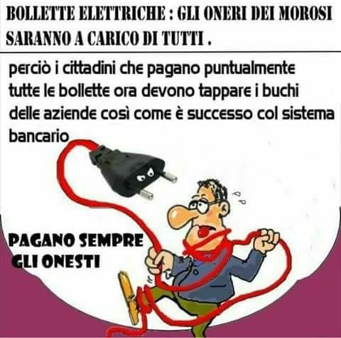 Bollette elettriche